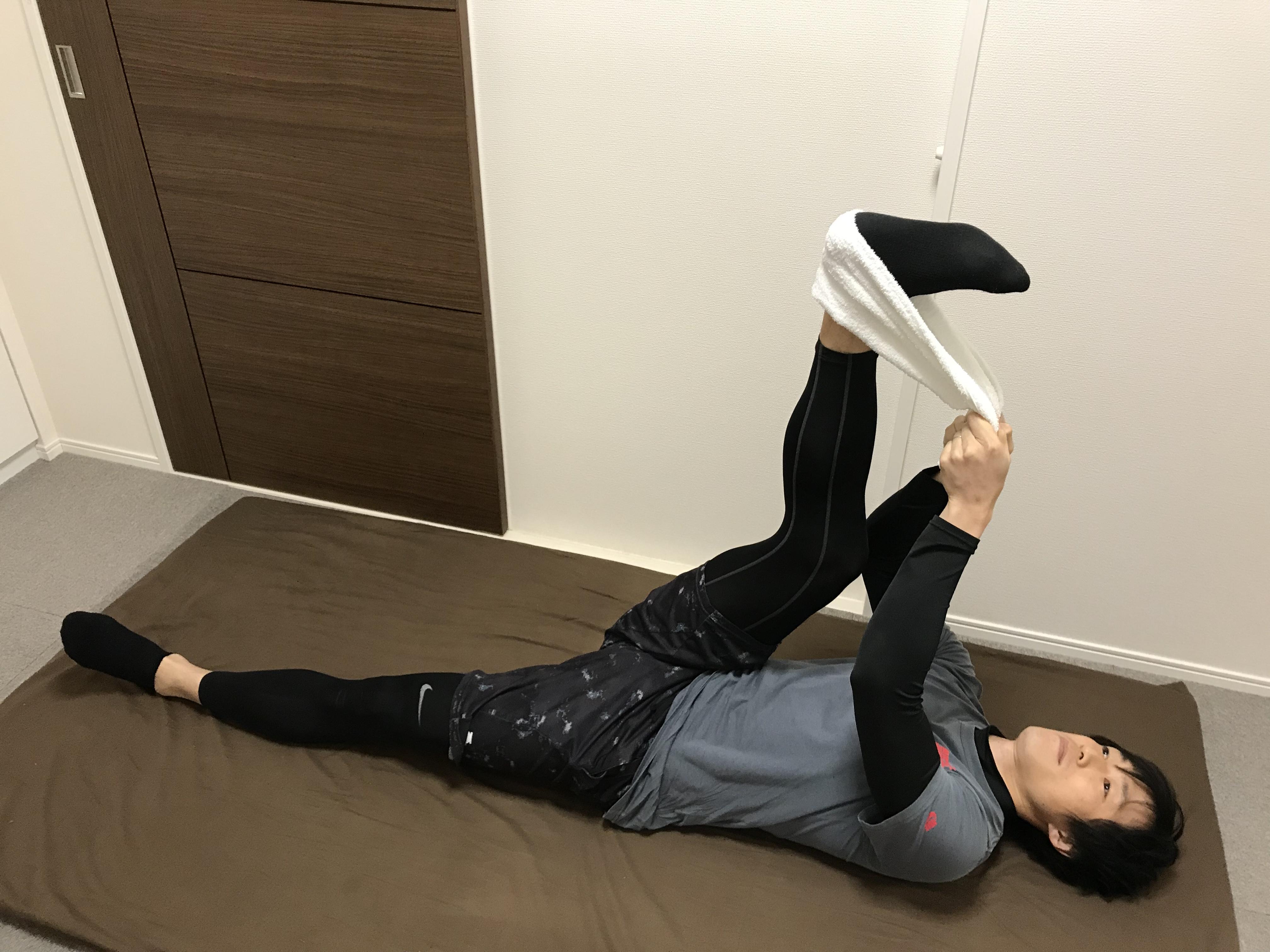 簡単!自宅やオフィスでできる腰痛改善ストレッチ
